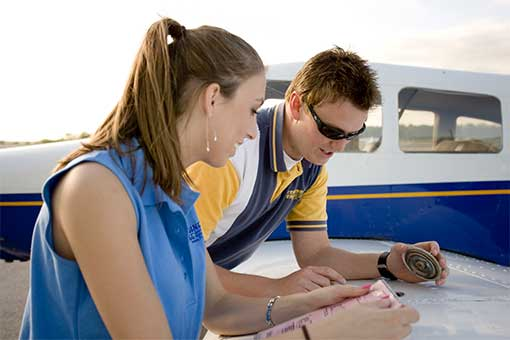 private pilot training tampa bay aviation
