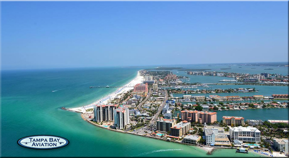 clearwater/st pete helicopter and airplane tours