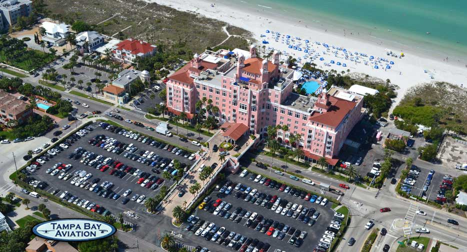 don cesar helicopter tour