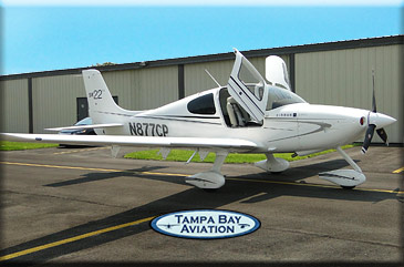 tampa bay aviation cirrus discovery flight