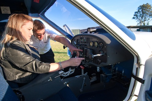 commercial pilot training tampa bay aviation