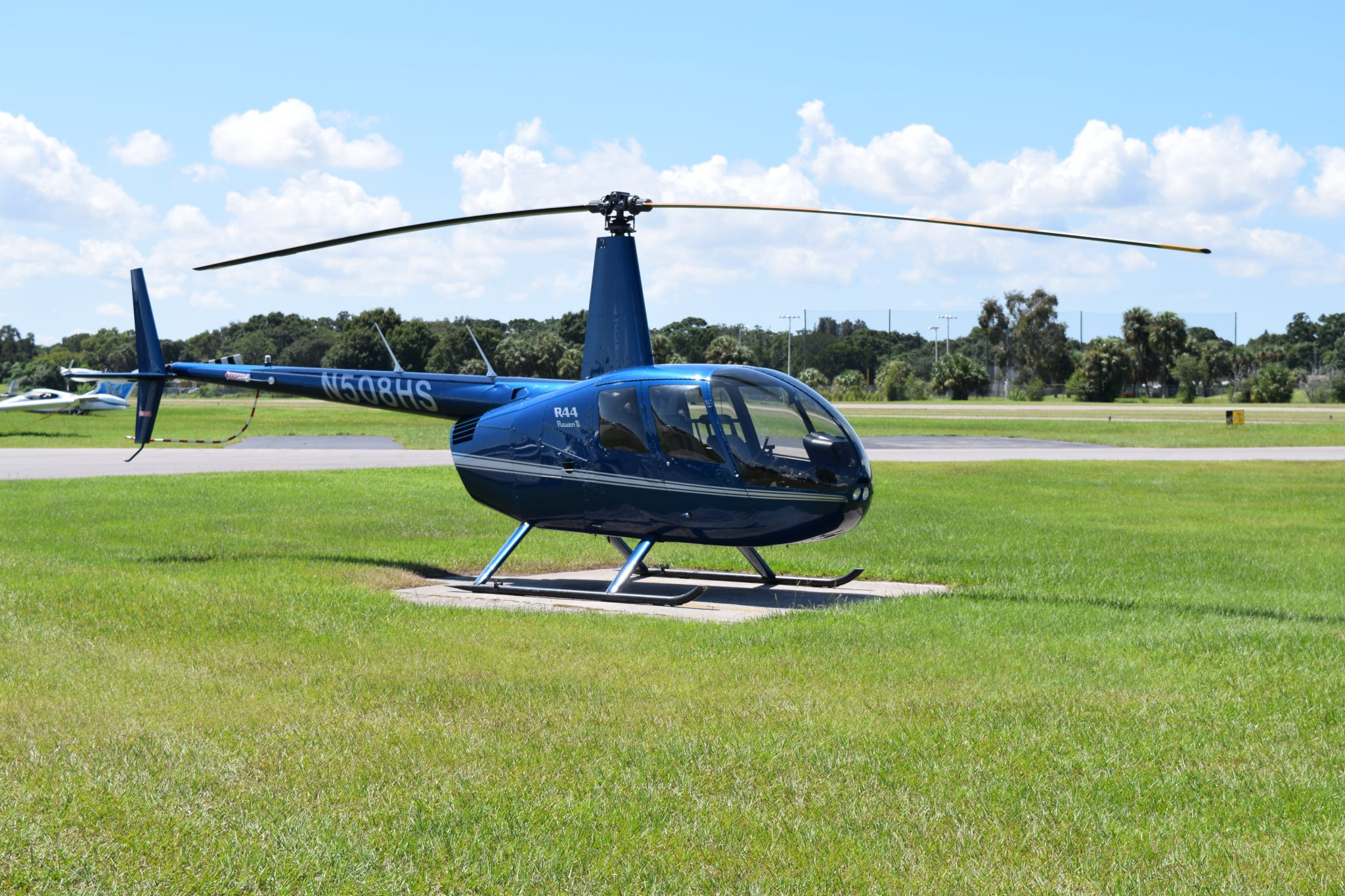robinson r44 private helicopter charter