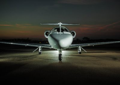 Our Citation Jet used for Charter services