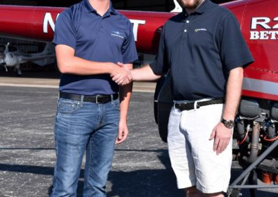 Congratulations Bill on achieving your helicopter CFI!