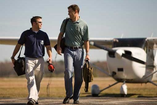 flight instructor training tampa bay aviation
