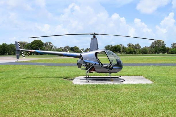 N512GS Robinson R22