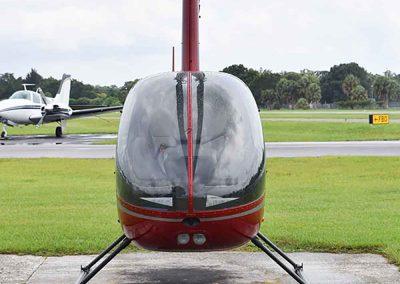 Robinson R22 Beta II N221ZT 4
