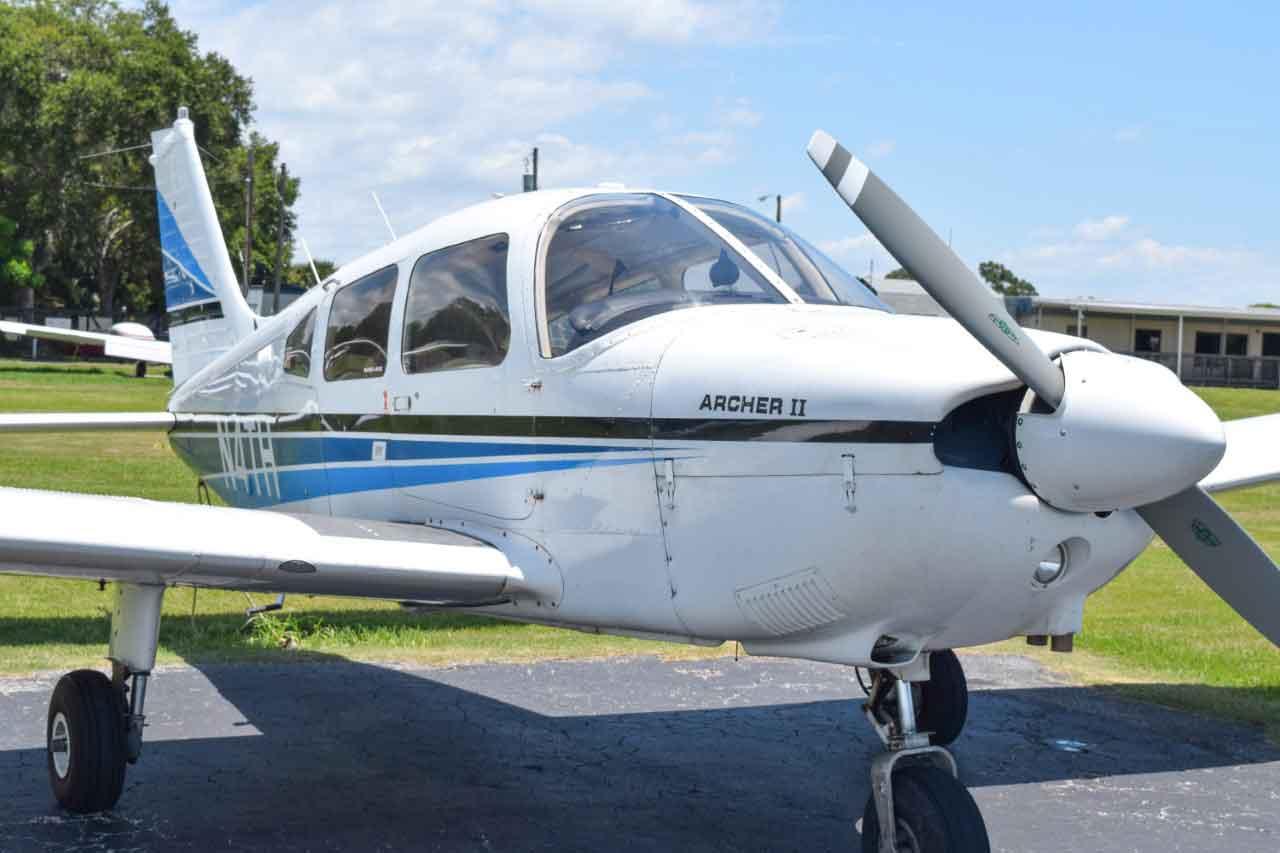 Piper Archer II N4TH