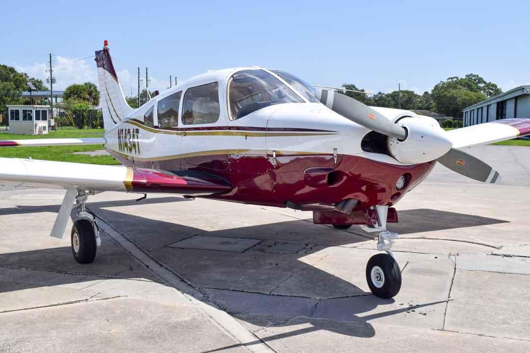 Piper Arrow N1434T