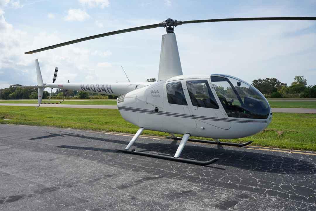 2017 Robinson R44 Raven II N4034H