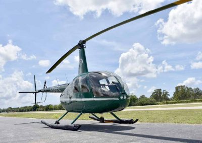 Robinson R44 Raven ll N106FC
