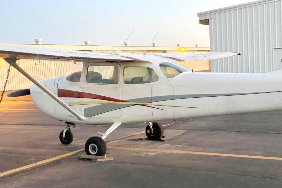Cessna 172K N84299