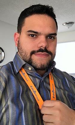Dayron Nunez, Front Desk Manager Tampa Bay Aviation