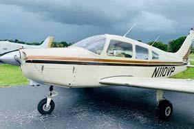 Piper Warrior N110VP