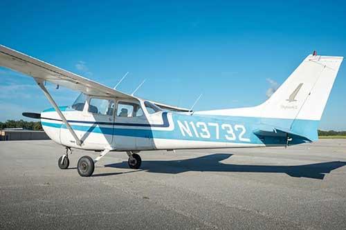 Cessna 172 N13732